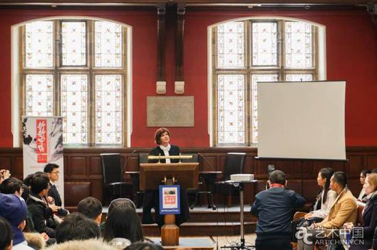 牛津大学校长Louise Richardson致欢迎辞