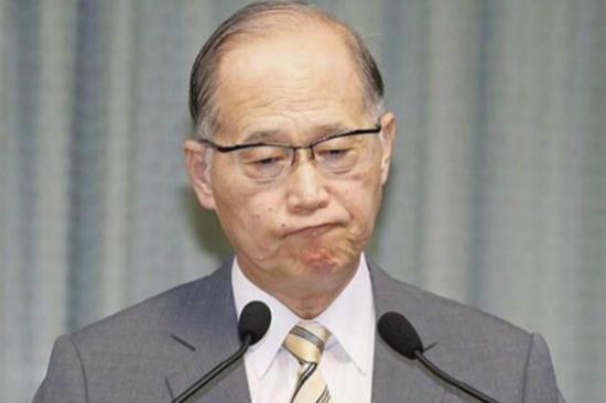 图为台外事部门负责人李大维。(图片来源:台媒资料图)