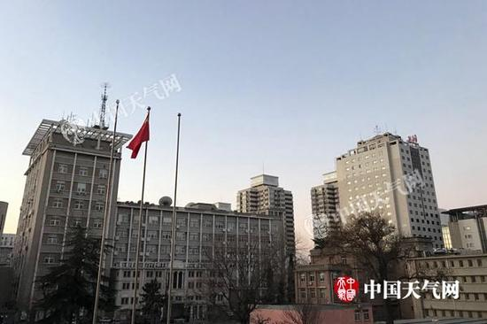 线上赌博平台网址:北京晴好天气迎新年_本周气温低迷最高温冰点出头