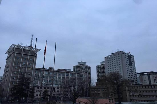 """今夜北京迎大范围降雪 下周进入""""冰冻周"""""""