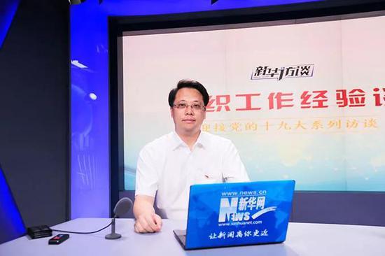 金沙线上娱乐官网:这名75后县委书记将成全国最年轻地级市长