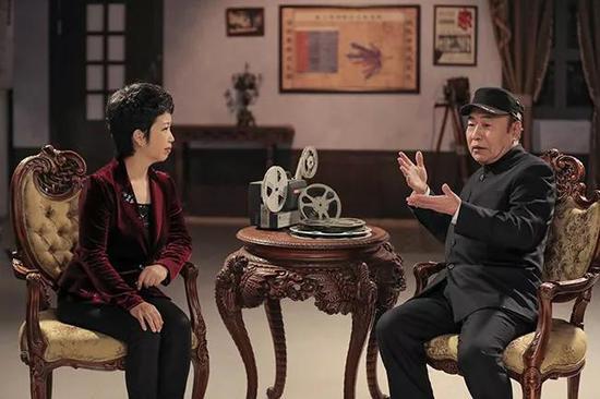 王伍福受访(图片起源中纪委官网)