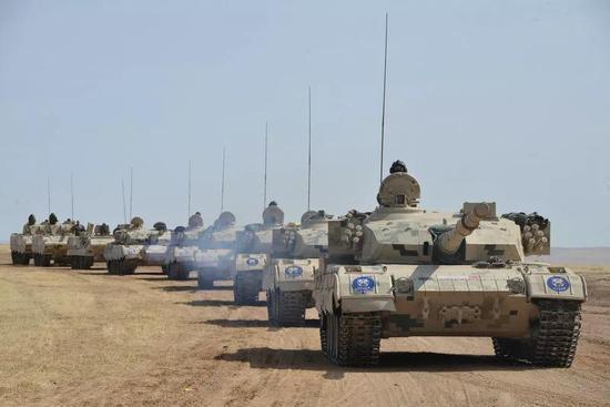 蓝军旅组建以来即是军队改革的试验田