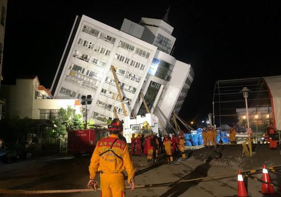 图片来源:花莲县消防局