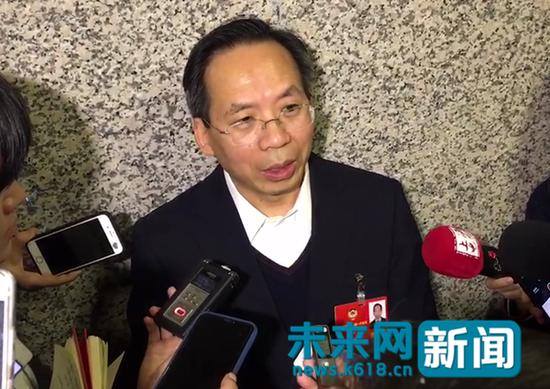 全国政协委员、中国财政科学研究院院长刘尚希谈个税起征点改革立法