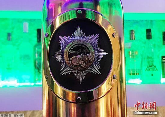 被盗世界最贵伏特加找回 瓶身无损瓶中酒