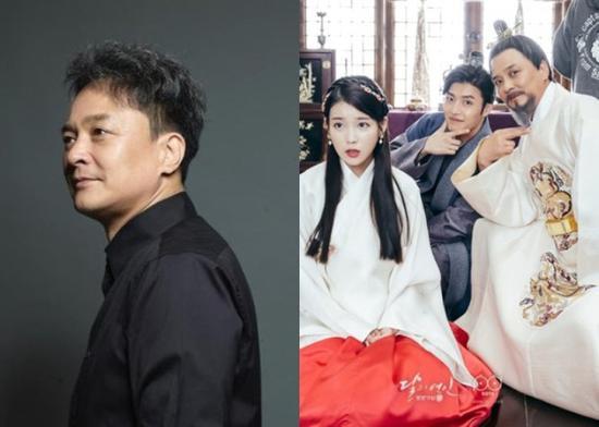 赵敏基曾饰演《步步惊心:丽》中的高丽太祖