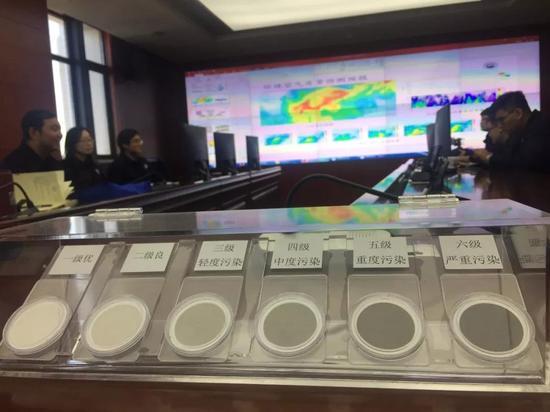 △ 天津市环境监测中心