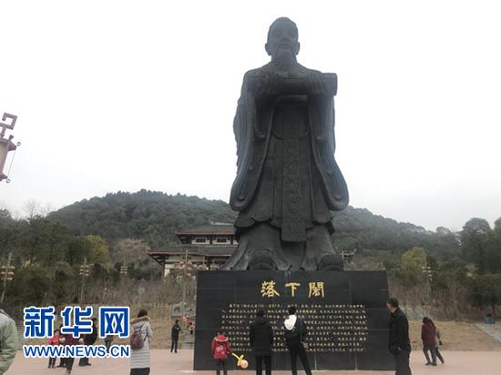 500彩票网app:四川阆中:以文化带动旅游_扶贫路子越走越宽