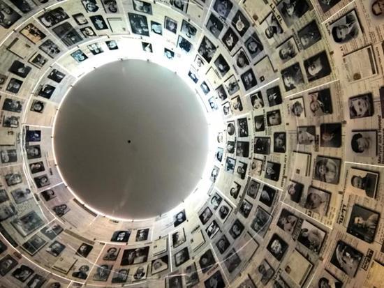 △ 犹太人大屠杀纪念馆