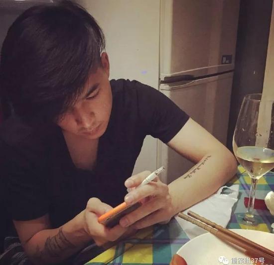 朱晓东生活照。图片来源于网络