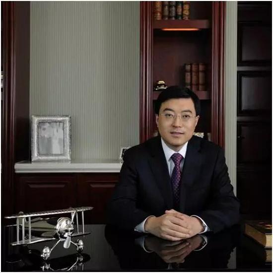 伊利集团董事长兼总裁潘刚