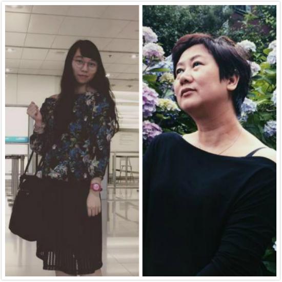 自一年半前踏上日本的土地后,便再也没有见过母亲。