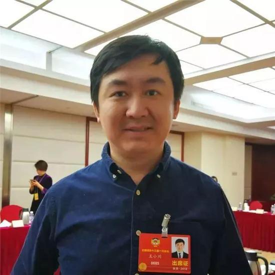 全国政协委员、搜狗公司CEO 王小川