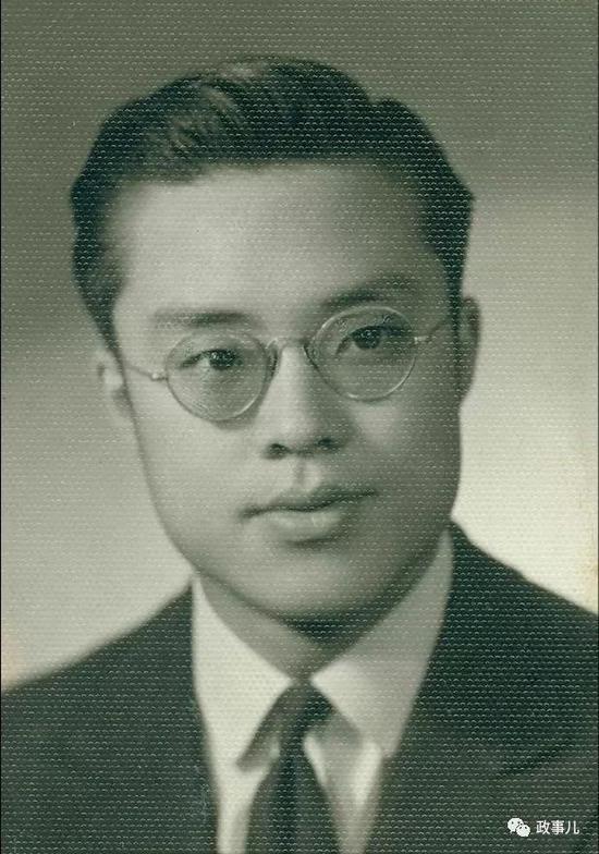 燕京大学读书时期的方圻