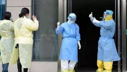 新京报:公布确诊患者涉及小区 利于精准防控疫情图片