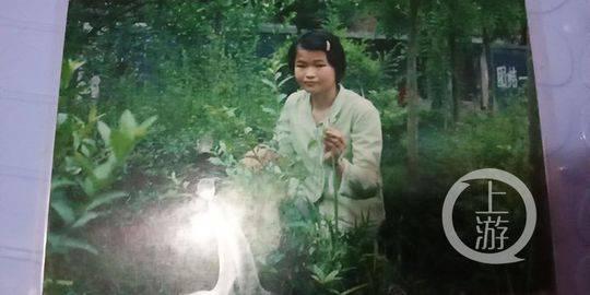 △小燕说,她小时候和现在,几乎没有什么变化