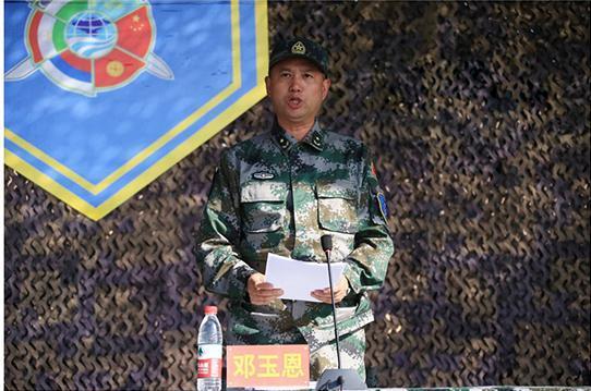 邓玉恩 中国军网 资料图