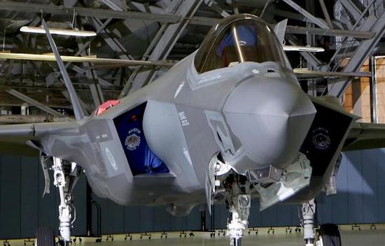 F-35战斗机。(图片来源:国会山报)