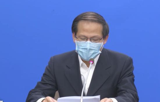国家卫健委专家:目前还未发现粪口传播的病例图片