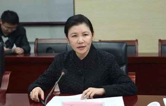 """贺荣任陕西省委副书记 媒体:陕西来了""""女包公"""""""