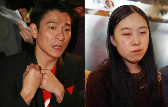 杨丽娟想见刘德华 盘点那些因为刘德华家破人亡的故事