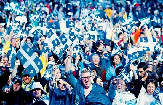 加拿大魁北克独立运动