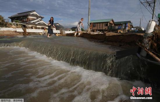 日本连日暴雨已致158人死亡 灾情为何如此严重?