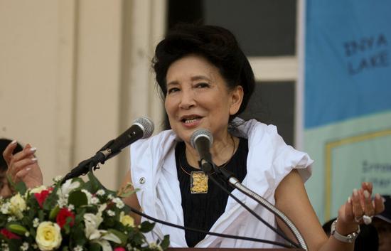 《慈禧太后:启动现代中国的皇妃》作者张戎