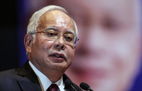 馬來西亞前總理納吉佈 東方IC 資料