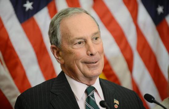 美国纽约市前市长布隆伯格(Michael Bloomberg) 东方IC 资料