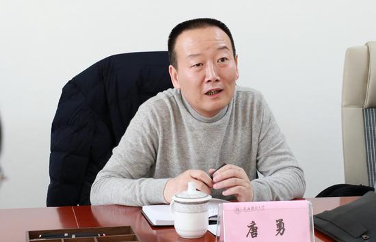 「股票配资」陕西股票配资省委统战部副部长唐勇被查图片