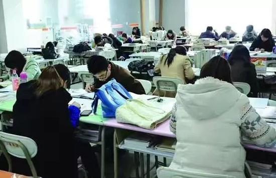 湖南考生私换抽签号 面试成绩作无效的处理