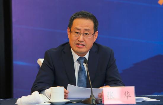 济南市地方金融监管局局长张华