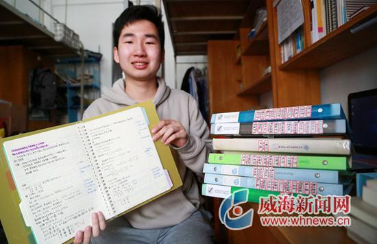 朱德智的课堂笔记为大家备考作出了贡献。