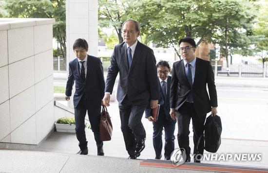 韩国副外长召见日本大使:日本不再被视为友好国家|安政|白名单