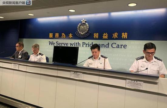 止暴制乱没有中间地带林郑:会带领香港走出困局
