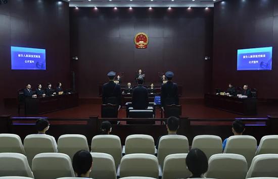 陕西省人民政府原副省长陈国强受贿案一审宣判图片