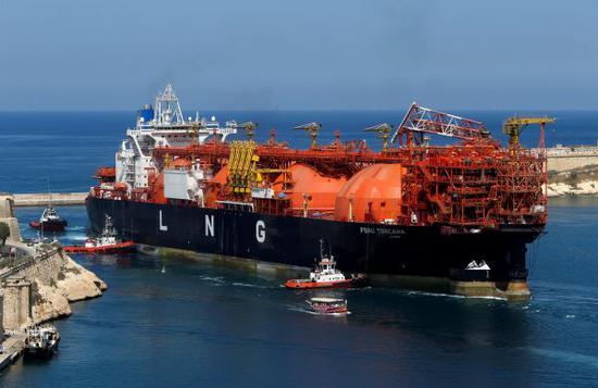 反击!中国对美600亿美元的加征清单中,液化天然气承受巨大冲击