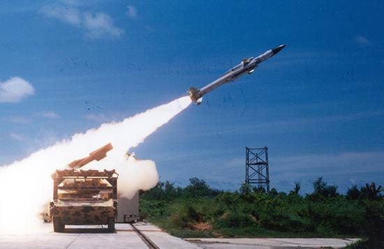 """印度正向越南推销国产""""阿卡什""""防空导弹。"""