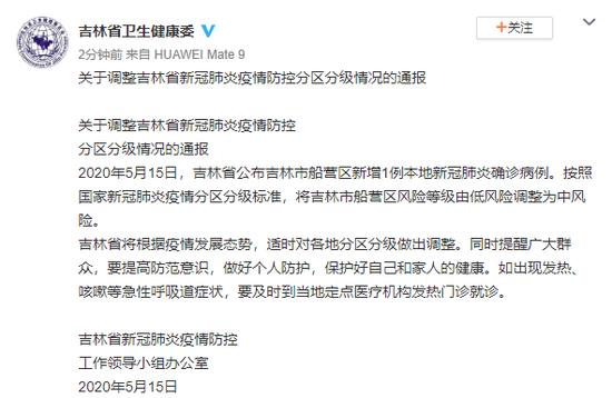 杏悦平台,吉林杏悦平台省新冠肺炎疫情图片