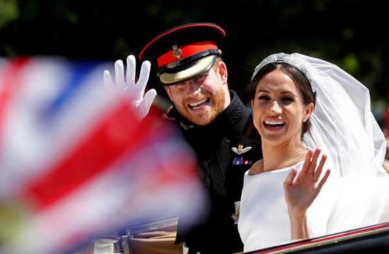 今年秋季,英国哈里王子夫妇将访问澳大利亚并观看由他发起的国际伤残军人运动会。(资料图片来源:路透社)