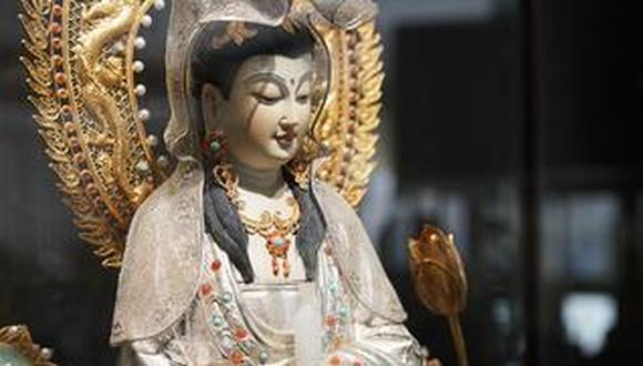 黄金十两 千丝万缕的东方艺术