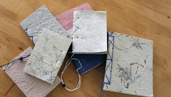 千年古法造纸术 贵州大山里的活化石