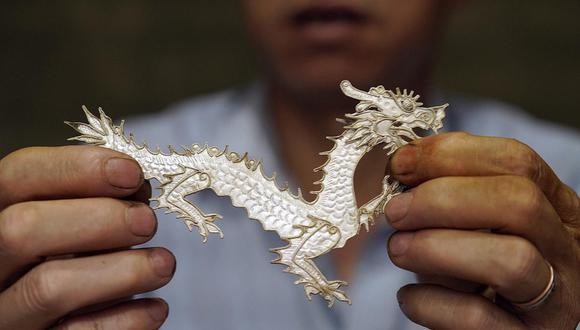 白银的图腾 传承千年的苗族银饰