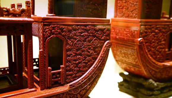 生于八千年前,始终时尚的中国漆器