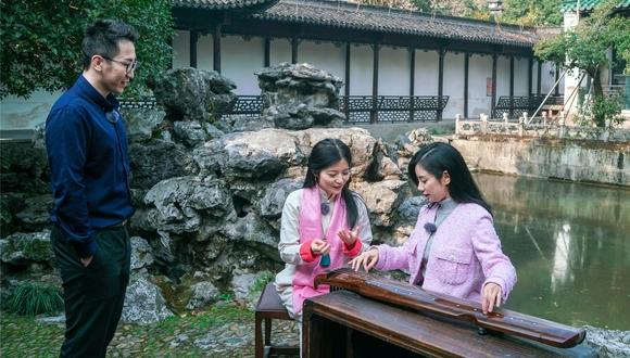 文明的对话春节版 文物里的中国年