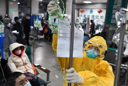 【天富】武汉首次天富云表彰抗疫杰出护理工作者21图片
