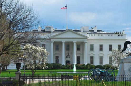 美国白宫(新华社)