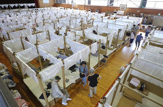 日本暴雨已致217人死亡 大部分遇难者为高龄老人